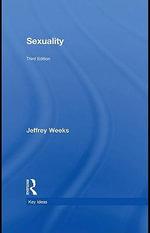 Sexuality - Jeffrey, Etc Weeks