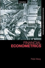 Financial Econometrics 2nd Edition - Peijie Wang