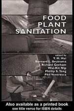 Food Plant Sanitation - Y.H. Hui