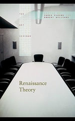 Renaissance Theory - James Elkins