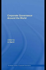 Corporate Governance Around the World - Ahmed Naciri