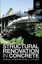 Structural Renovation in Concrete - Zongjin, Dr Li