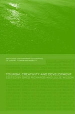 Tourism, Creativity and Development