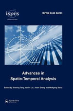 Advances in Spatio-Temporal Analysis : In: Isprs Book Series