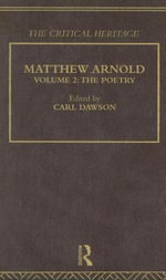 Matthew Arnold : The Poetry