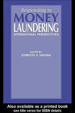 Responding to Money Laundering - Barbara Ricento