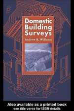 Domestic Building Surveys - Andrew Williams