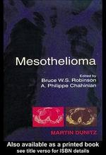 Mesothelioma - Bruce W. S. Robinson