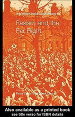 The Routledge Companion to Fascism and the Far Right - Peter Davies
