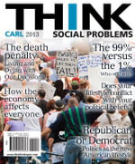 Think Social Problems - John D. Carl