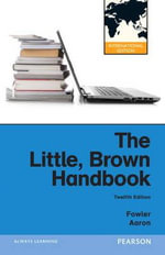 The Little, Brown Handbook - H. Ramsey Fowler