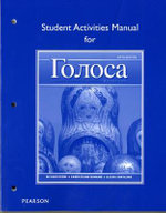 Student Activities Manual for Golosa : A Basic Course in Russian, Book Two - Richard M. Robin