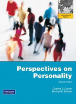 Perspectives on Personality - Charles S. Carver