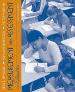 Measurement and Assessment in Education : Deconstructing the Discourse of Standards and Acco... - Cecil R. Reynolds