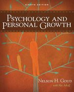 Psychology and Personal Growth - Nelson Goud
