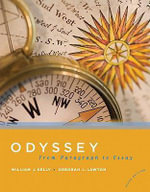 Odyssey : From Paragraph to Essay - William J. Kelly