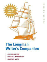The Longman Writer's Companion : MLA Update Edition - Chris M. Anson