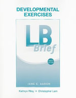 Developmental Exercises for LB Brief : The Little, Brown Handbook, Brief Version - Jane E. Aaron
