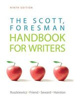 The Scott, Foresman Handbook for Writers - John J. Ruszkiewicz