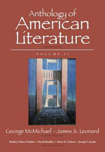 Anthology of American Literature, Volume II : Vol. 2 - George McMichael
