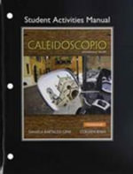Student Activities Manual for Caleidoscopio - Daniela Bartalesi-Graf