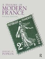 A History of Modern France - Jeremy D. Popkin