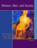 Women, Men, and Society Plus MySearchLab with Etext -- Access Card Package - Claire M. Renzetti
