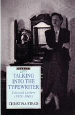 Talking into the Typewriter : Selected Letters (1973-1983)