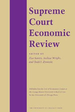 Supreme Court Economic Review : v.21