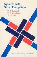 Systems with Small Dissipation - V.B. Braginskii