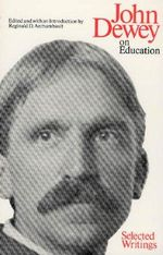 On Education : Selected Writing - John Dewey