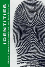 Identities : Critical Inquiry Book (Hardcover) - Kwame Anthony Appiah