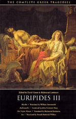 The Complete Greek Tragedies : Euripides v.5