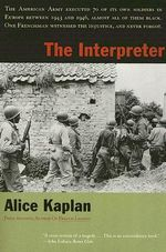 The Interpreter - Alice Kaplan