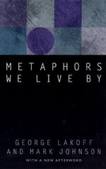 Metaphors We Live by - George Lakoff