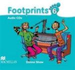 Footprints 6 Audio CDs : Elt Children's Courses - Donna Shaw