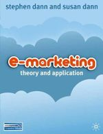 E-Marketing : Theory and Application - Stephen Dann