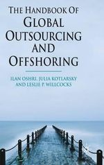 The Handbook of Global Outsourcing and Offshoring - Ilan Oshri