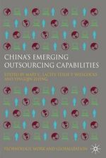 China's Emerging Outsourcing Capabilities : The Services Challenge