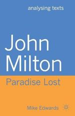 John Milton : Paradise Lost - Mike Edwards