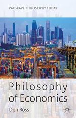Philosophy of Economics - Don Ross