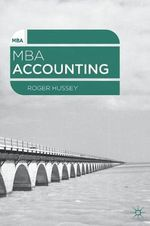 MBA Accounting - Roger Hussey