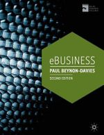 E-Business - Paul Beynon-Davies