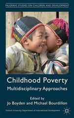 Childhood Poverty : Multidisciplinary Approaches