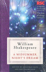 A Midsummer Night's Dream - Anthony and Cleopatra - Henry V - The Winter's Tale : The RSC Shakespeare - Four Book Pack - William Shakespeare
