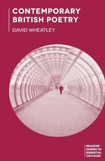 Contemporary British Poetry - David Wheatley