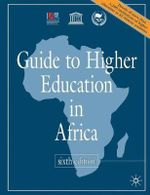 Guide to Higher Education in Africa : A Natural History Identification Guide to the Dive... - International Association of Universities