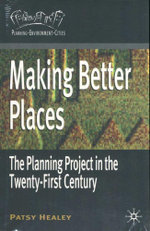 Making Better Places + Study Skills Handbook - Patsy Healey