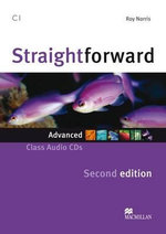 Straightforward Second Edition Class Audio CD Advanced Level : Straightforward - Roy Norris