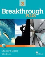 Breakthrough Plus Student's Book + Digibook Pack Level 3 - Miles Craven